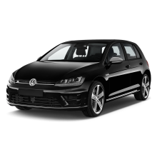 VOLKSWAGEN GOLF 7 5K HATCHBACK ÖN KELEBEK CAMI 2012 MODEL VE ÜSTÜ